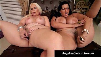 Blonde bbw masturbation - Cuban bbw angelina castro bedelli buttland bang wet cunts