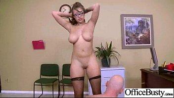 (cassidy banks) Big Tits Sluty Office Girl In Hardcore Sex Scene mov-09