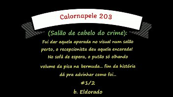 History of gay hate crimes Calornapele 203 - salão de cabelo do crime - 1/2