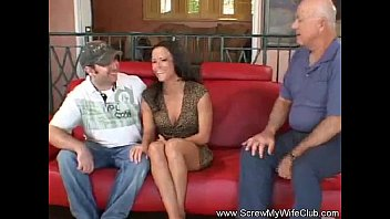 Wives fuck while husband watches - Her husband wants her to cheat on him
