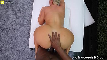 Thick Ass MILF Takes It Up Her Ass