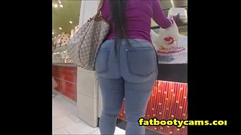Phat Black Ass in Store - fatbootycams.com