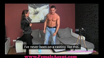 FemaleAgent Don't cum inside me