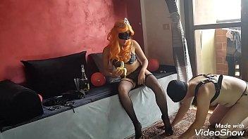 Sex submisson - Banana split