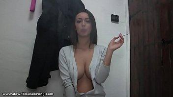 Lauren Louise Marsh smoking 8 (JS)