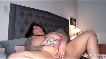 busty latina cam girl squirts