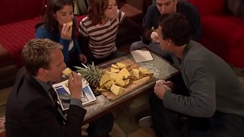 Geisha pineapple - Himym - s01e10 the pineapple incident pt-br