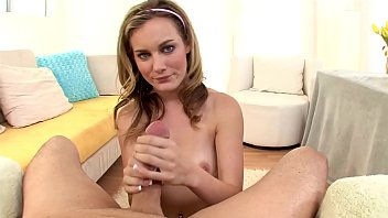Slim blonde Taylor Dare penetrated by a big cock in POV