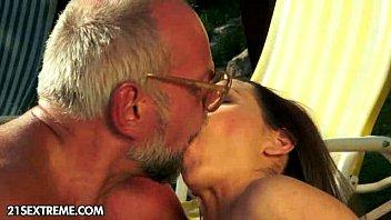Grandpas anal Late summer sensation