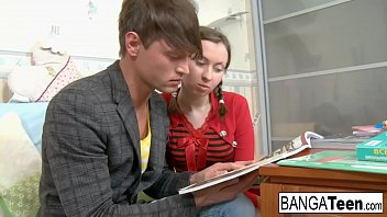 Young brunette babe is up to some anal shenanigans