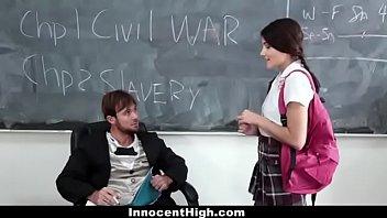 Naughty Girl Fucked In Classroom