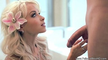 Blonde Fellucia Finest Blowjob