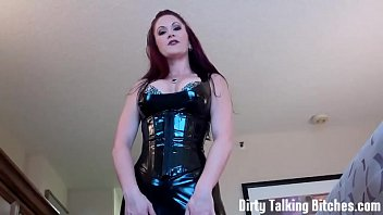 Blow your load all over the tits of your goddess JOI