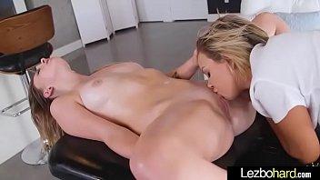 Superb Lesbian Girls (Pressley Carter & Alex Blake) Play On Camera video-25 thumbnail