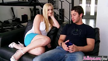 Twistys - (Seth Gamble, Danielle Delaunay) starring at Beats Pizza And Beer