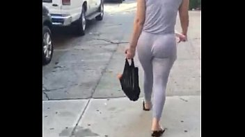 NYC Candid ASS