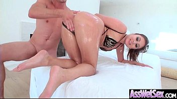 Deep Anal Sex On Tape With Big Curvy Ass Horny Girl (Bliss Dulce) vid-14