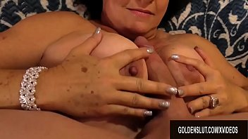 Older Beauty Leylani Wood Uses a Hard Dick to Sate Her Lustful Desires