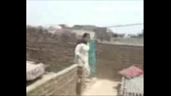 Boy Fuck His Maami On Terrace MMS SCANDAL-2