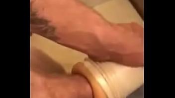 Fleshlight slow fuck
