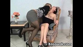 Hot Erotic Teen In Tempting Bdsm Spanking