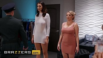 PAWG (Bella Rolland) come to life for dick in threesome and rough sex - Brazzers