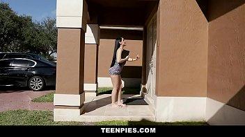 TeenPies - Hot Creampie For Hot Latin Teen Jessica Jewels porno izle