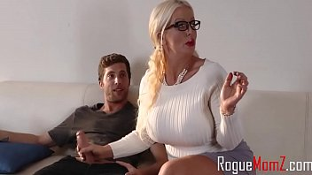 Cum Faster, Will You- MOM DAUGHTER And Boyfriend- Dolly Leigh And Allura Jenson
