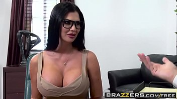Big Tits at Work -  Quid Pro Blow scene starring Jasmine Jae  Keiran Lee
