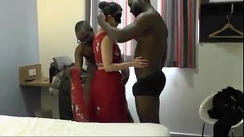 Desi Wife Threesome