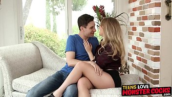 Luscious youngster Harley Jade pussy railed passionately