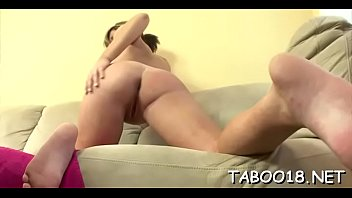 Porn with tiny penis Exquisite teen drops hawt pantyhose and toys pussy with fake penis