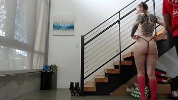 Cam Session 19-03-12 Morning Jam Scarlette Bunnys First GG Pt I