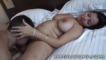 Chubby spanish pussy - La vecina tetona y su novio se apuntan al porno