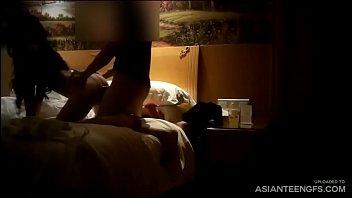 Asian prostitute fuck on hidden camera