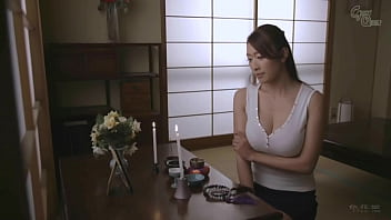 japanese mother can't resist son after husband dies porn image