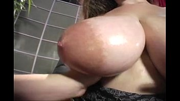 Denise Davies Huge Tits Slut Takes It Up Her Big Ass Thumb