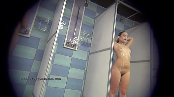 Naked girl taking shower hidden cam These girls dont know that you spy on them