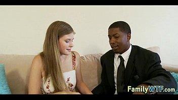 Daughter fucks her black dad 505