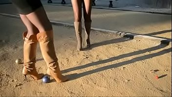 Image: Best Belgian Moms Flashing in Boots. see pt2 at goddessheelsonline.co.uk