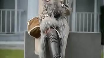 Best Belgian Moms Flashing in Boots. see pt2 at goddessheelsonline.co.uk preview image