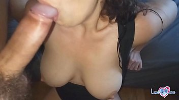 Perfect Blowjob, Deepthroat and Face Fuck at Home - Pov Amateur