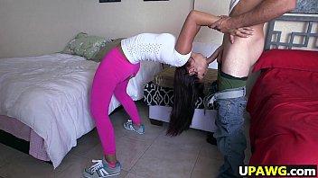 Big Butt Sophia Steele On The Dick
