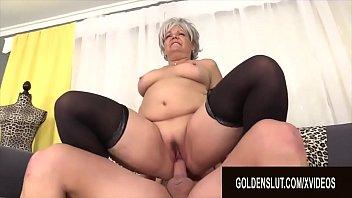Golden Slut - Horny Older Cowgirls Compilation Part 14