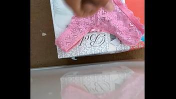 Calcinha rosa