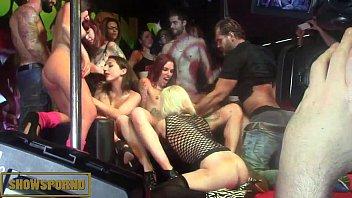 สเปน pornstars น่ากลัว สนุกสนานกันอย่างเป็นบ้าๆ