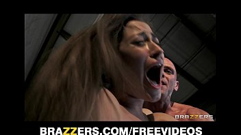 Dani Daniels gives an amazing BJ and gets rewarded with doggy porn thumbnail