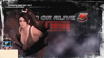 Dead Or Alive 5 Last Round PC Mai Shiranui Nude Mod -