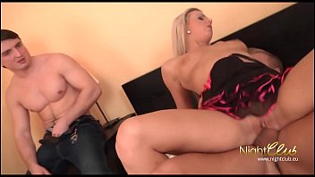 Interracial marriage denied - Make him cuckhold nice blond milf
