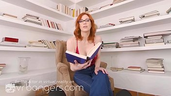 Nude maitland - Vr bangers redhead teacher maitland ward is getting horny